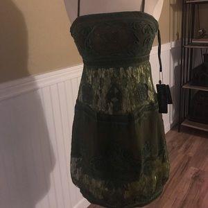 Lovely Sue Wong dress